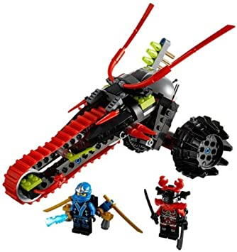 Amazoncom Betty Lego Ninjago Warrior Bike Playset 70501 Toys