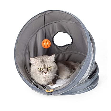 Daoxiang Cama Creativa para Mascotas, 3 Formas, Cama para Gatos ...