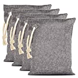 Bamboo Charcoal Air Purifying Bag (4 Pack), 220g