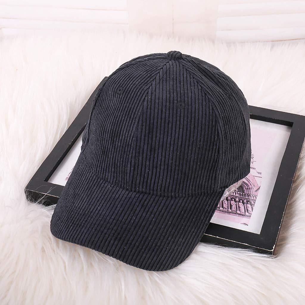 Sun Caps Women Lady Man Ponytail Baseball Cap Messy Bun Snapback Hat