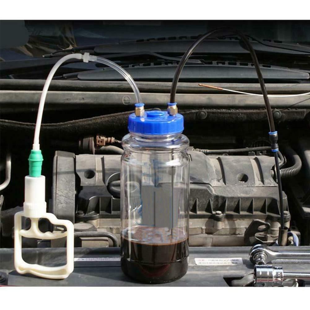 Auto Manuelle /Ölpumpe,2L Universal Manuelle /Ölwechsel Vakuumpumpe Mit H/äkchen Repair Tool