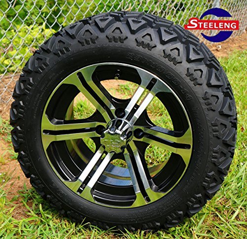 14 Inch All Terrain Tires - 7