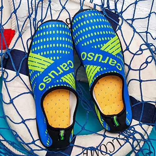 COSDN Mutifunctional Children's Lightweight Yoga Shoes Blue Women's Water Men's vvSrqX