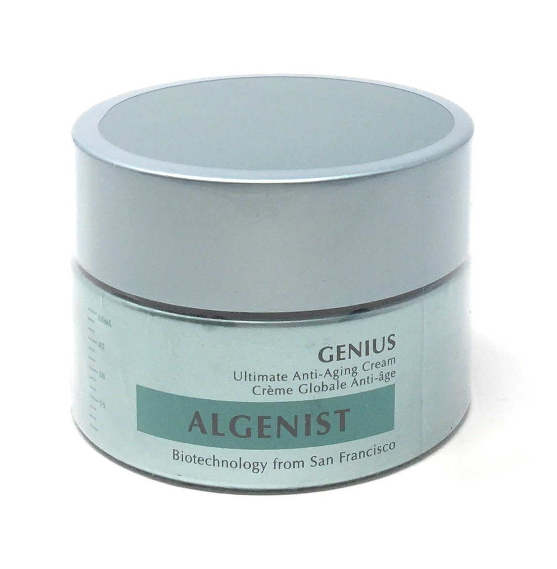 Algenist Genius Ultimate Anti-Aging Cream for Unisex, 2 Ounce by Algenist
