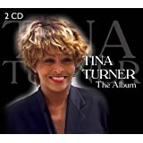 Tina Turner - The Album - 2 CD (Stand By Your Man, Proud Mary, Knock On Wood, Lean On Me) Black Line