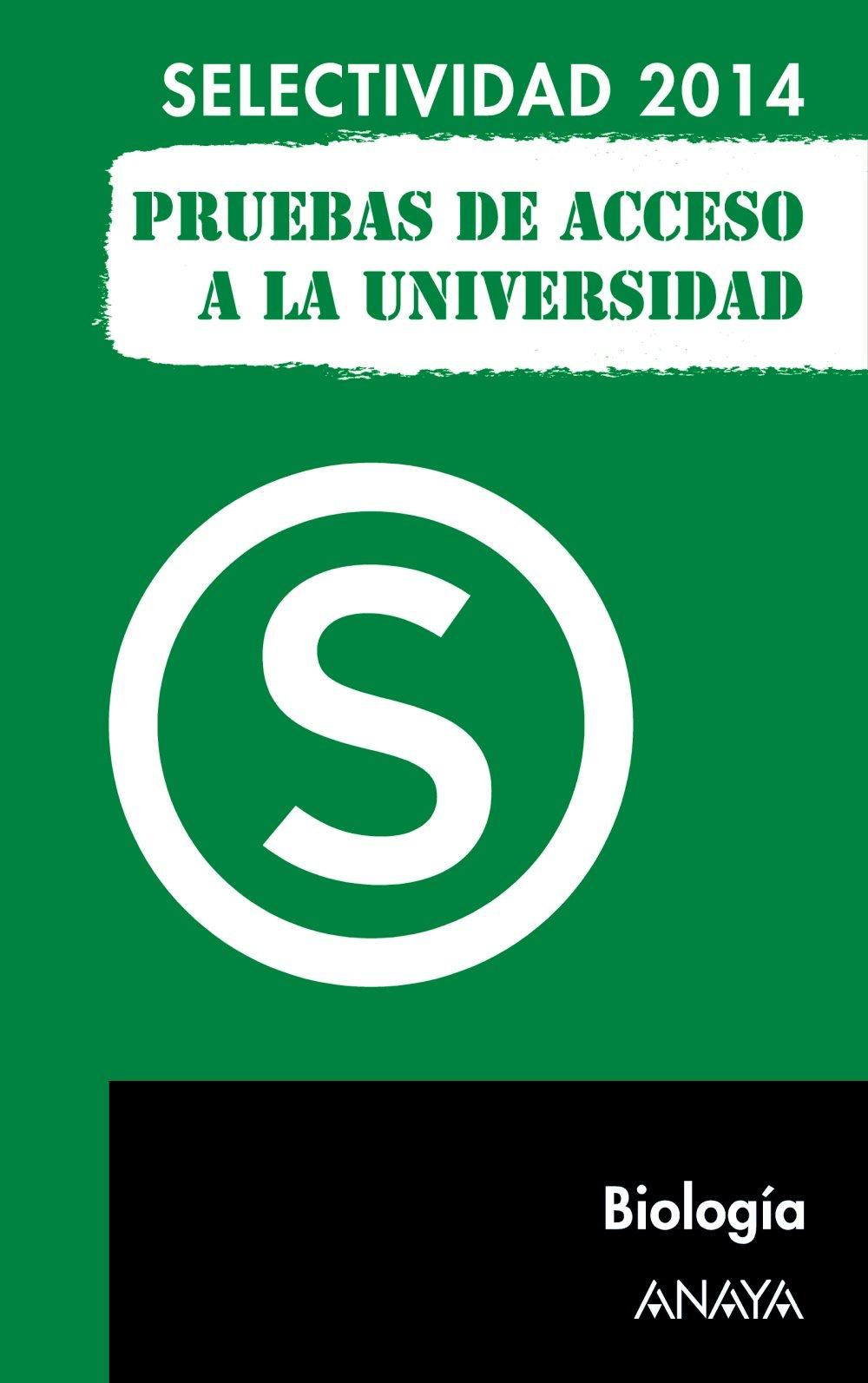 Biología. (Selectividad/PAU 2014): Amazon.es: Herrera González, Rosa, Ortega Lázaro, J. Carlos: Libros