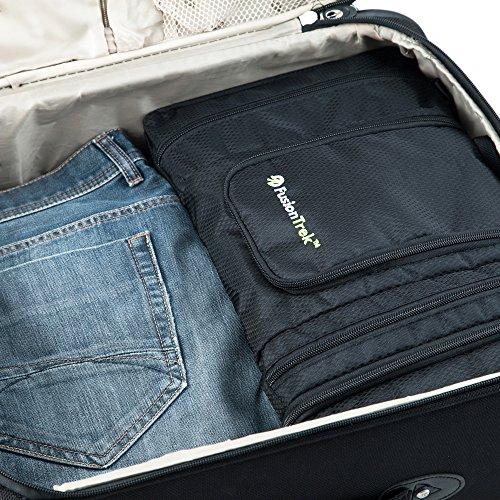 FLASH PURCHASE Premium Travel Kit: Hanging Toiletry Bag, Dopp Kit / Unisex... - 61dCVjT43BL