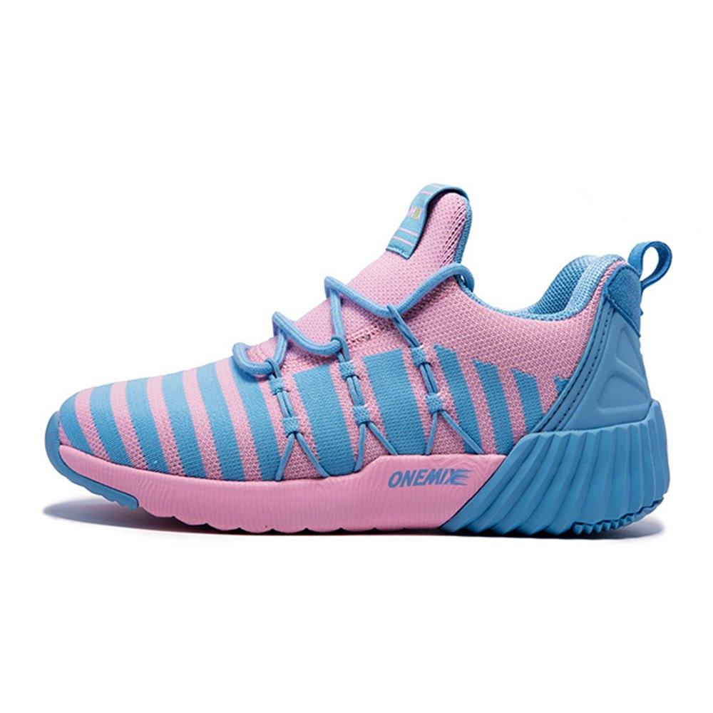 Pánské a dámské Pánské běžecké Pink boty ONEMIX Jogging B071F1PFNX ... e862f06665