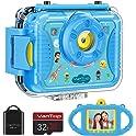 VanTop Junior K8 Kids Camera with 32GB Memory Card