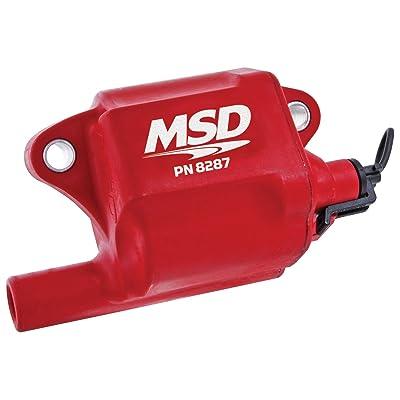 MSD 8287 Multiple Spark Coil for LS2/LS3/LS7 Engine