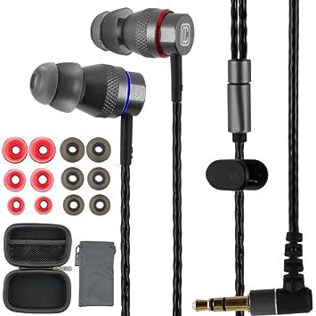 f5aa4007e2a Octone Dynamic Duo – WOOFER TWEETER 2-Way Dual Driver In Ear Handsfree Headphones  Earphones