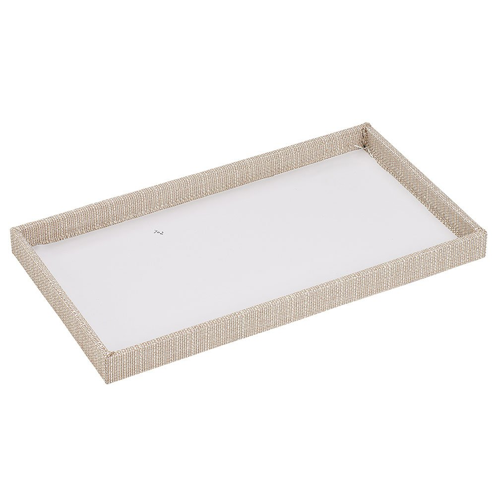 SSWBasics Large Open Top Linen Tray - Case of 25