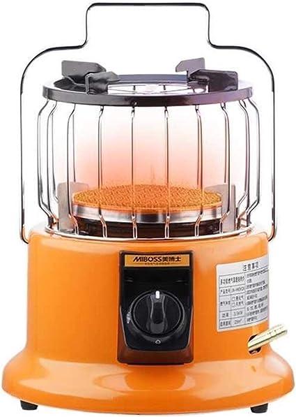 Calentador de Gas - 2 en 1 Roles Cocina de Gas Estufa de Gas ...