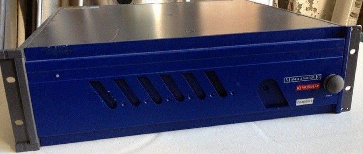 Snell & Wilcox iqh3 N-p - IQ Modular Rack 3U - 3 tarjetas: Amazon ...