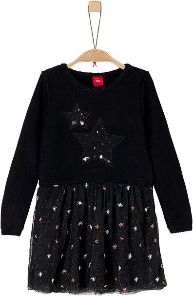 s.Oliver M/ädchen Kleid