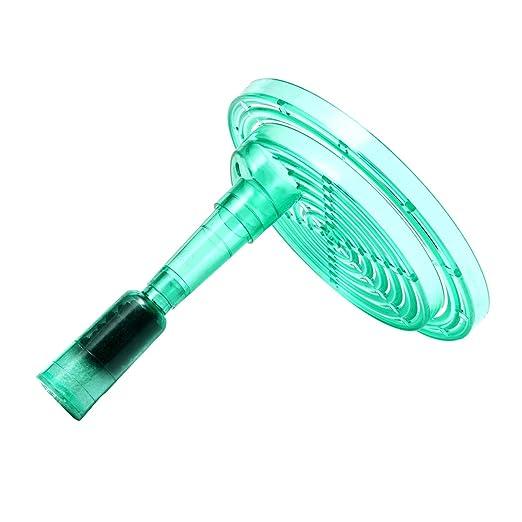 ChaRLes Agua bioquímica oxígeno esponja filtro bomba aire conducido mini acuario pecera aire conducido: Amazon.es: Bricolaje y herramientas