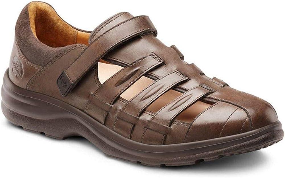 4. Dr. Comfort Breeze Fisherman Sandals