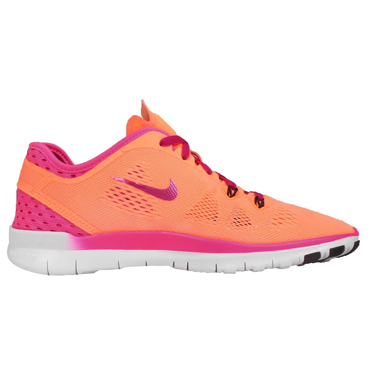 sneakers for cheap bff70 cff96 Amazon.com   Nike FREE 5.0 TR FIT BREATHE (Sunset Glow Pink) Women s  Running Shoes 5 Us   Athletic