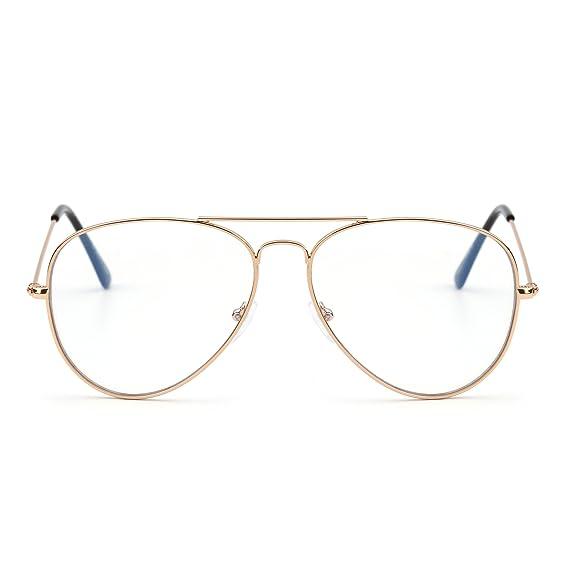 Bloqueo de Luz Azul Gafas de Lectura Ordenador,Estilo de Retro ...