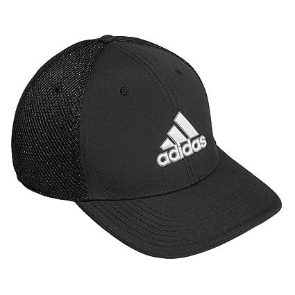 adidas Golf 2019 Mens A-Stretch Tour Golf Cap Breathable Mesh Hat Black S  d5c14e31900