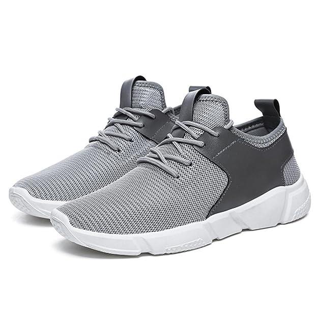 Zapatillas de Deporte para Hombre, Culater Moda Deportivos Casual Corriendo Zapatos: Amazon.es: Zapatos y complementos