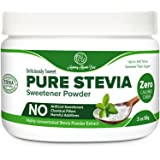 Pure Stevia Powder Extract Sweetener - Zero Calorie Sugar Substitute - Completely Free of Artificial Ingredients (1,500 Servings)