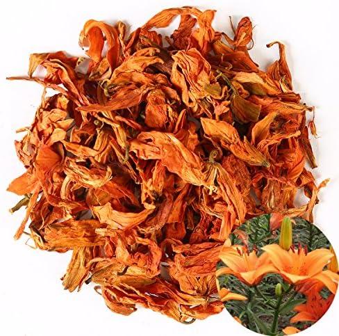 TooGet香りの良い天然のユリの花乾燥ユリの花卸売、トップグレード - 115g