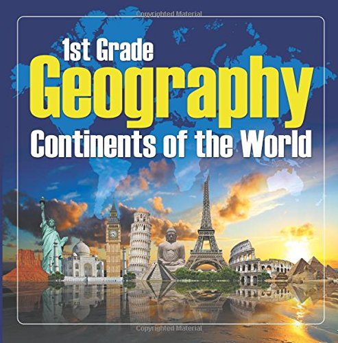 1St Grade Geography Continents World