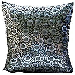 Silk Decorative Accent Pillow Cover