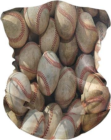 Face Shield,Sport Ball Baseball Head Wrap, Calentadores De ...