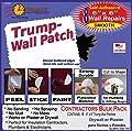 Self-Adhesive Trump-Wall Patch kit. USA MADE