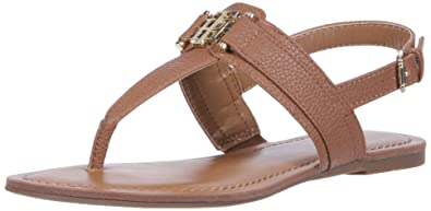 f8efbd1febcdcb Tommy Hilfiger Women's Lancei Flat Sandal: Buy Online at Low Prices ...