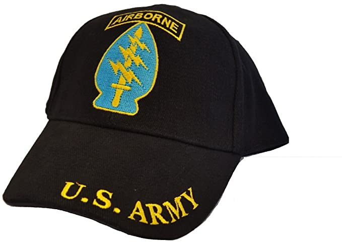 1997dd279 Eagle Emblems Men's 1st Special Forces Embroidered Ball Cap ...