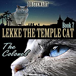 Lekke the Temple Cat: The Colonel Audiobook