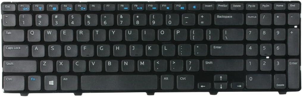 Keyboard Dell Inspiron 15 3541 3542 3543 3552 3553 3558 3559 No Backlight KPP2C