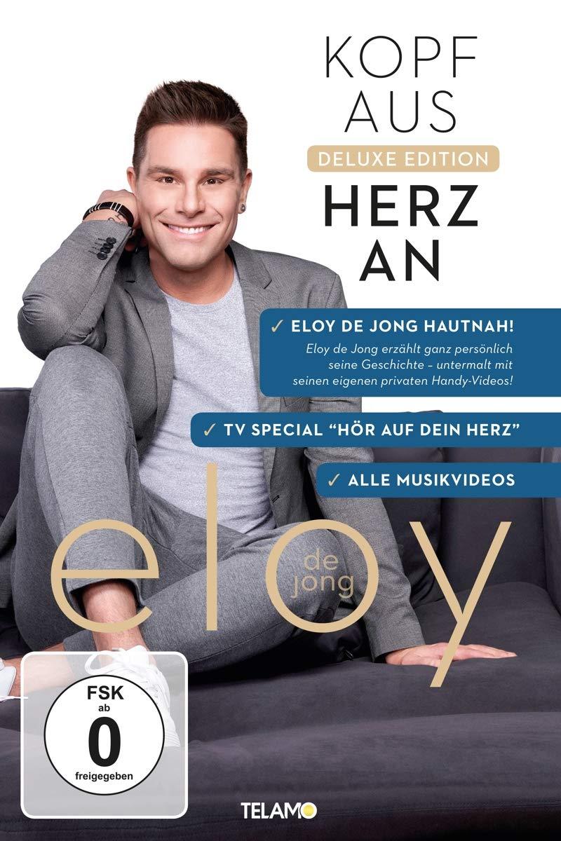 Eloy De Jong Kopf Aus Herz An Deluxe Edition Amazonde Eloy