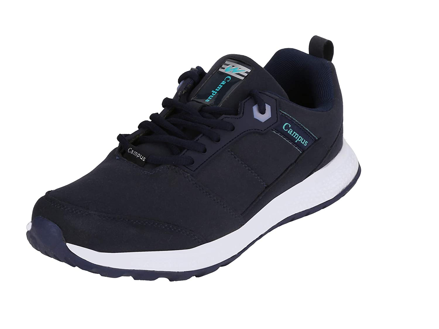Campus Navy Blue Sports Shoes for Men
