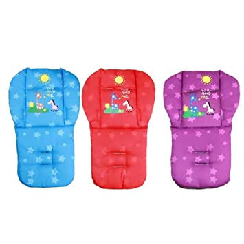 Amazon.com : Luxfy(TM) Baby Stroller Cushion Child Cart Seat Cushion Pushchair Cotton Stroller Mat 0-36 Month cojin cochecito bebe : Baby
