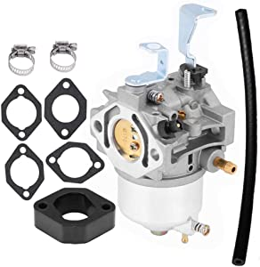 ARJ 715670 Carburetor for Briggs & Stratton 715670 715442 715312 185432-0614-E1 185432-0037-01 Engine Carb with Mounting Gasket Kit