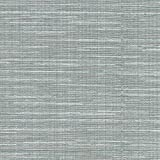Warner 2758-8017 Bay Ridge Faux Grasscloth Wallpaper, Blue
