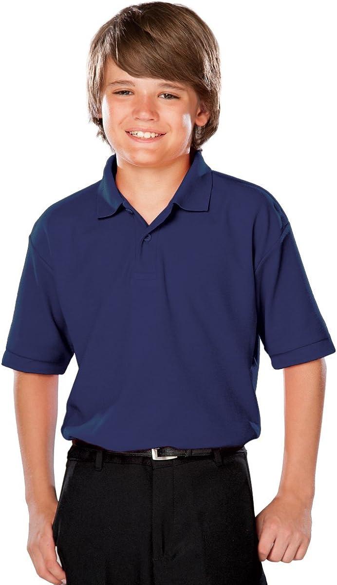 Blue Generation BG5300 Youth Value Polo