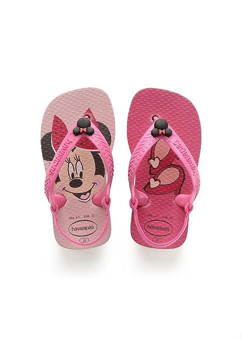 Zapatos rosas Disney Havaianas para mujer rxNuh