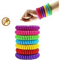 kaimus Bracelet Anti-Moustique Anti-Moustique Tueur d'extérieur Moustiques
