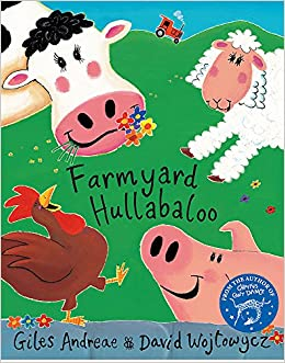 Image result for farmyard hullabaloo