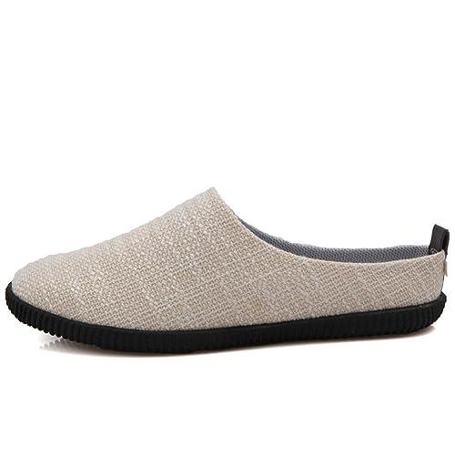 Verano zapatillas medio ventilación/Zapatos ocasionales de los hombres/ Zapatos casuales/Celebración mitad
