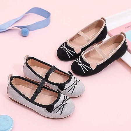 d2f95819ad272 Amazon.com: Beppter Bridal Ballet Flats Mary Jane School Shoes Girls ...