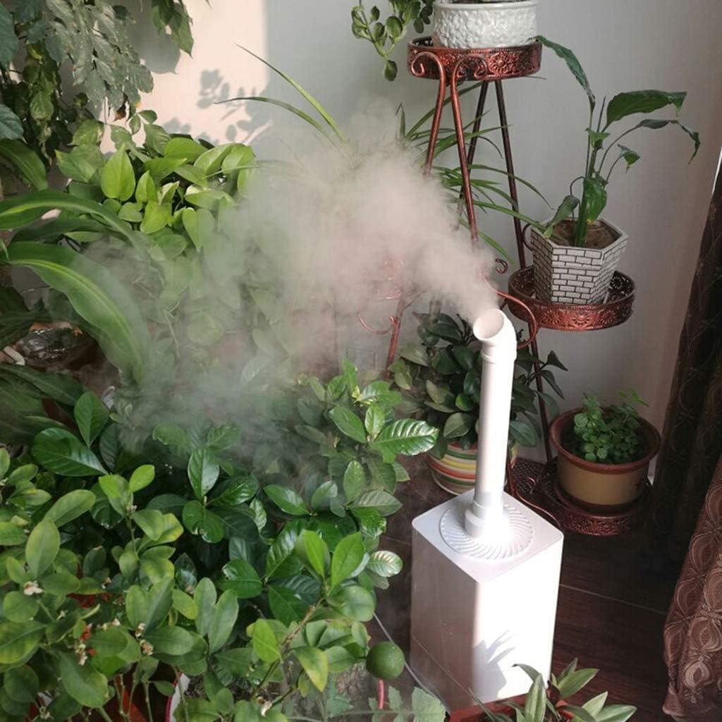 BOYZ Macchina di disinfezione Industriale Umidificatore 5 Prese di Nebbia Domestico Muto 11 L Grande capacit/à Tre Core Nebbia Fredda Vaporizzatore Frutta e Verdura Preservazione