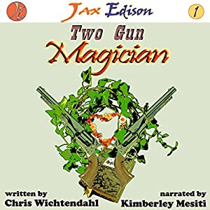Two Gun Magician Audiobook