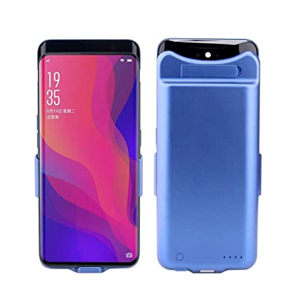 the best attitude 1f727 b92bf Amazon.com: NCTECHINC OPPO find X Battery Case, Rechargeable ...