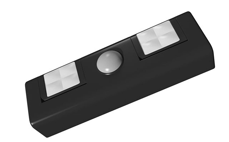 Stanley 32756 8-LED Utility Light with Motion Sensor, Black